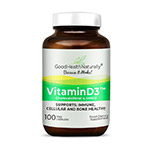 Vitamin D3 (4000IU) – Daily Dose Of Vitamin D With Coral Calcium