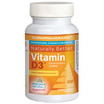 Vitamin D3 (5000IU) - Daily Dose Of Vitamin D With Coral Calcium
