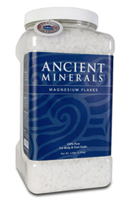 Ancient Minerals Magnesium Bath Flakes 6.5lbs