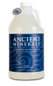 Ancient Minerals Magnesium Oil 1.894ltr – 64oz