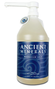 Ancient Minerals Magnesium Gel Plus 1.894ltr – 64oz