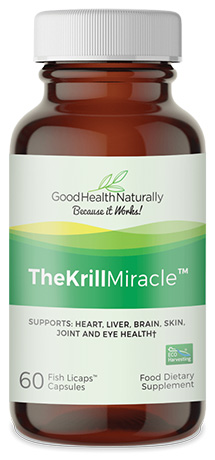 The Krill Miracle – Omega 3, 6 & 9 oils