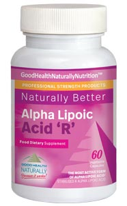 Alpha Lipoic Acid R