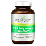 Daily Immune Protection  - Immune System Support with Vitamin D3