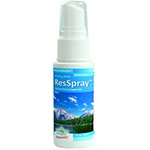 ResSpray - natural help for asthma