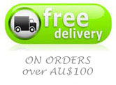 Free Delivery over AU$100