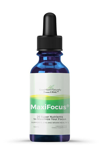 MaxiFocus – with Lutein and Zeaxanthin