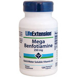 Benfotiamine – Fat Soluble Form of Thiamine