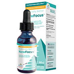 NewFocus™ - Sublingual Lutein & Zeaxanthin For Eye Health