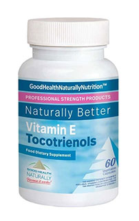 Naturally Better Vitamin E