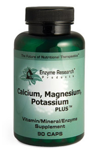 Calcium, Magnesium, Potassium Plus Enzyme Formulation with Vitamin D3
