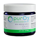 PurO3 Ozonated Organic Olive Oil With Lemongrass 59ml