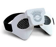 Relaxology Eyezone Massager (Pinhole Glasses) – Accupressure Technology – Aids Blood Flow To The Eyes