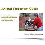 HealthPoint - Dog Acupressure Book