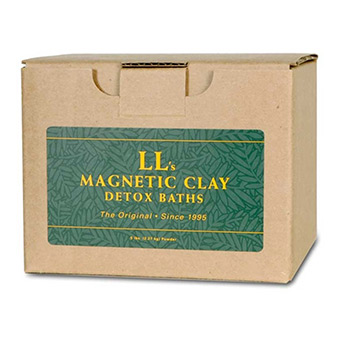 Magnetic Clay Baths – Environmental Detox