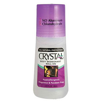 Crystal Body Deodorant Roll-On 50ml