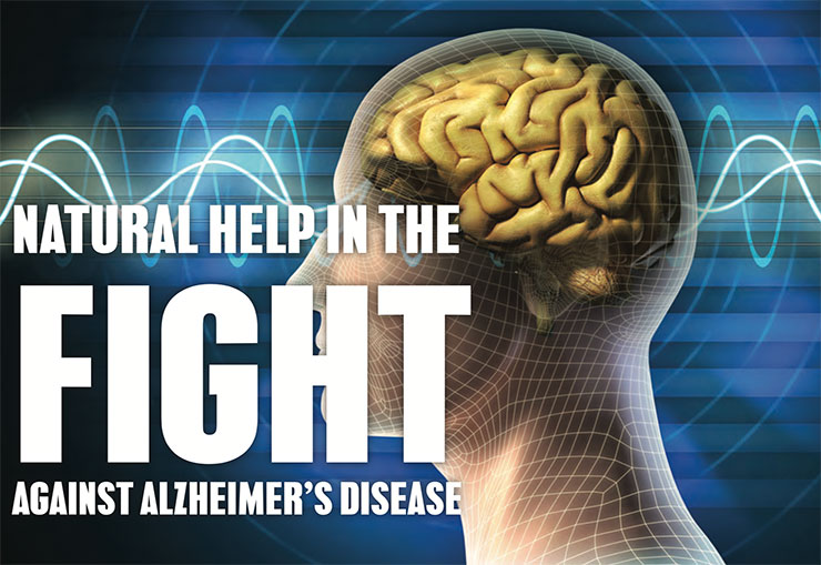 Natural health help for Alzheimers