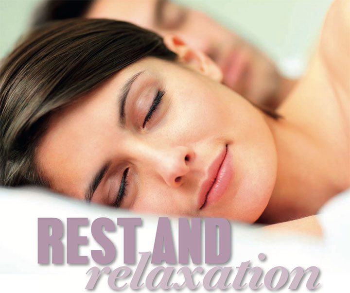 Rest and relxation