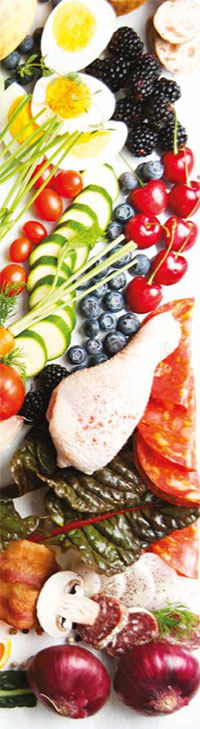 Cancer recovery diet