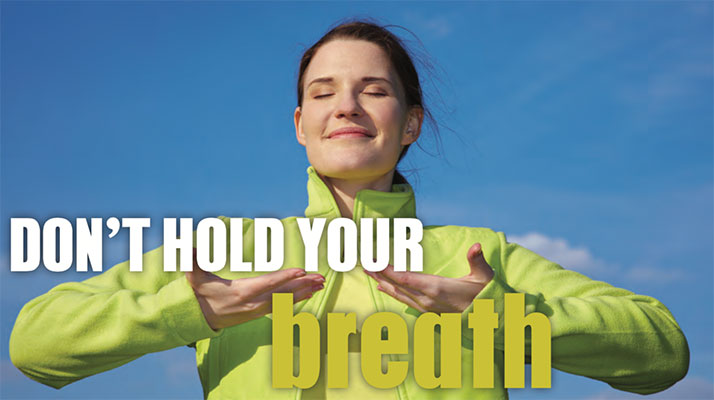 Dont hold your breath - email apnea