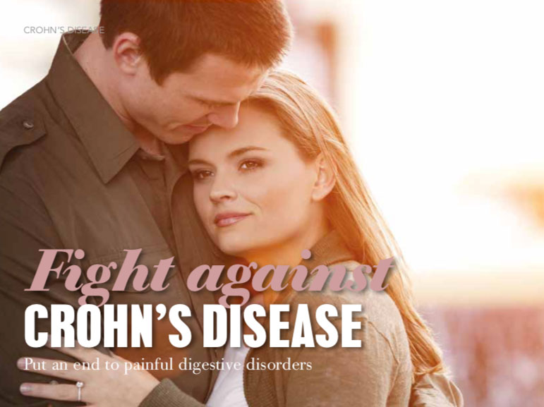 Fight against Crohns disease