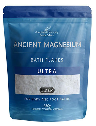 Ancient Magnesium Flakes Ultra 750g