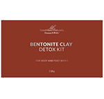 Bentonite Clay Bath Clear All Detox Kit - 2.5kg